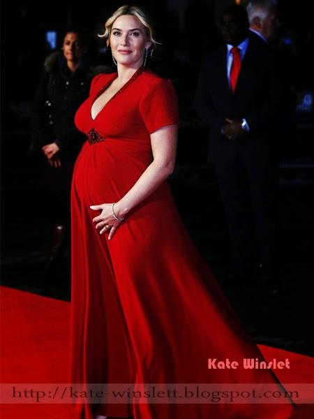 Kate Winslet Pregnancy