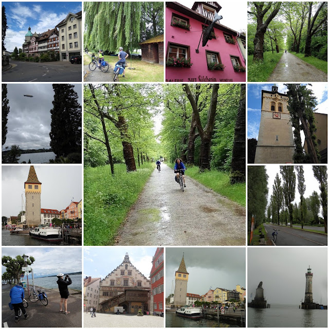 Lake Constance Cycling Adventure