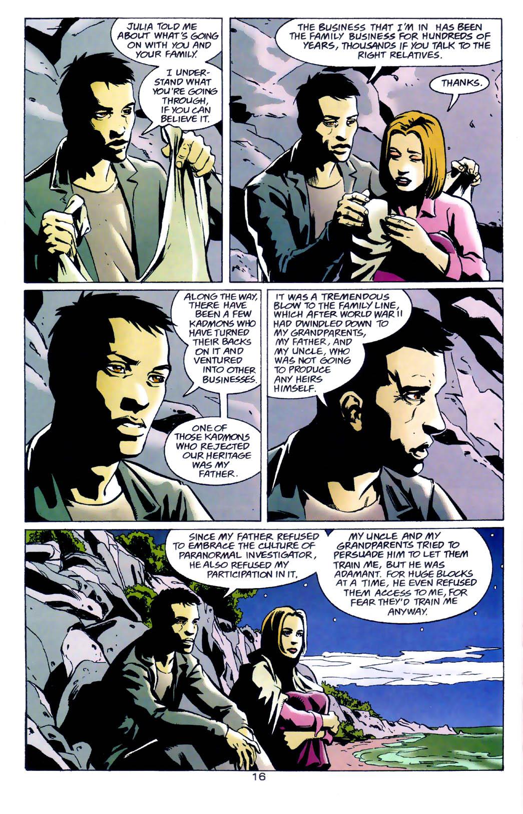 Read online Midnight, Mass comic -  Issue #7 - 17