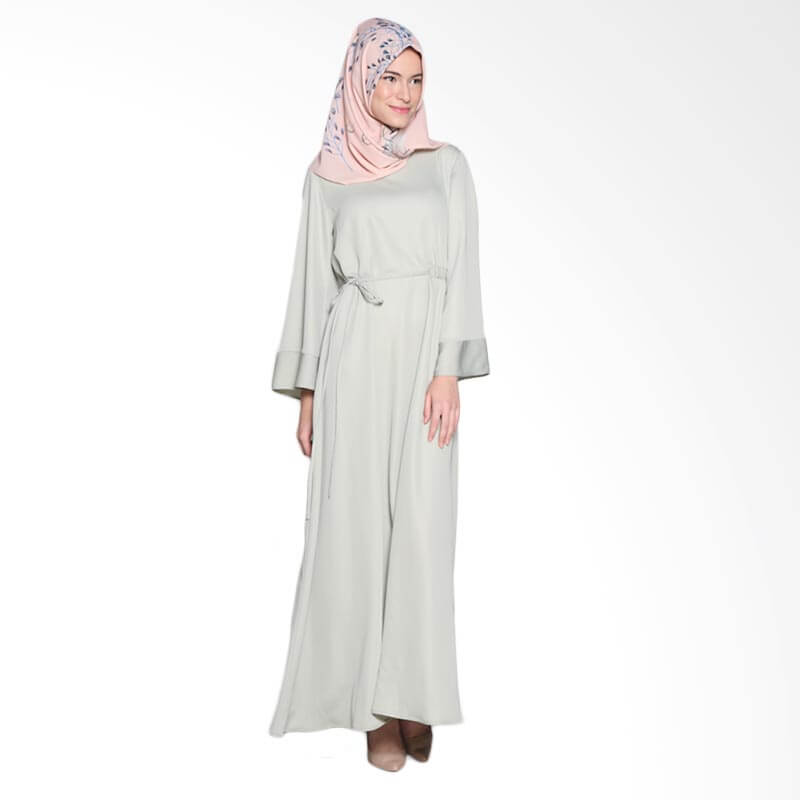 Ria Miranda Saury Dress Muslim - Green