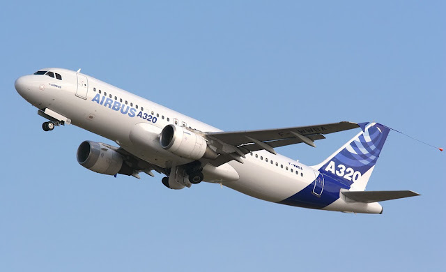 First Airbus A320