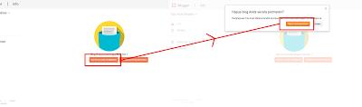 cara hapus akun blogspot secara permanen