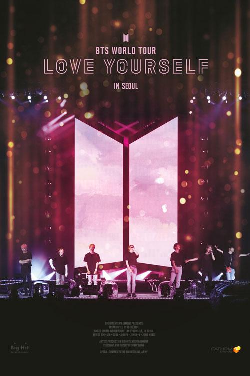 BTS World Tour: Love Yourself (2018) BluRay - Dunia21