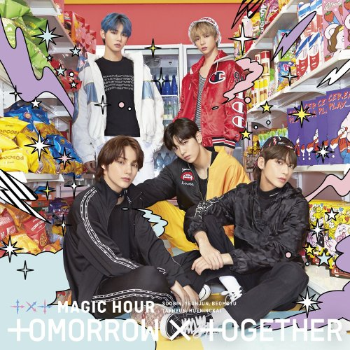 TXT - MAGIC HOUR [FLAC + MP3 320 / WEB]