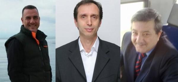 ΔΕΙΤΕ ΤΑ ΘΥΜΑΤΑ – Αυτοί είναι οι τρεις νεκροί της τραγωδίας στο Άδενδρο! (ΦΩΤΟ)