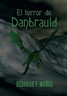 relato ilustrado de fantasía: el terror de danbrauld