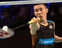 After Cancer Battle, Malaysian Star 'Lee Chong Wei' Resumes Training
