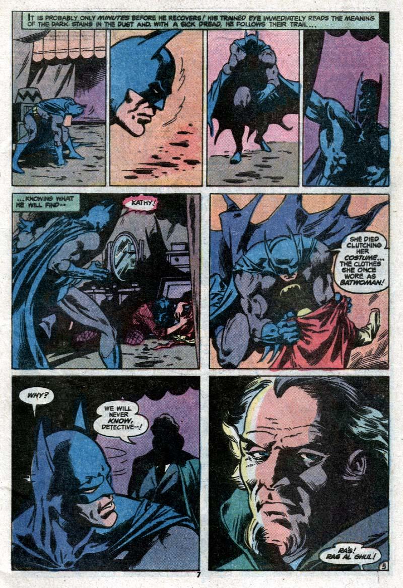 Detective Comics (1937) 485 Page 6