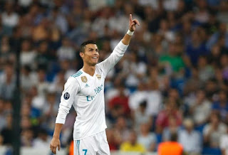 Sport: Champions League - Ronaldo returns to lead routine Real Madrid win