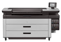 HP PageWide XL 5000 40-in