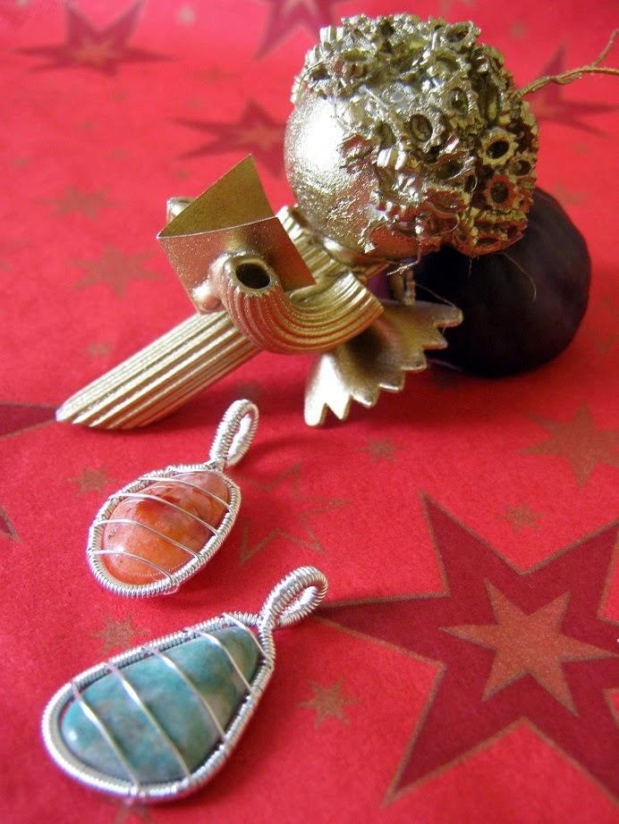 alambre, diys, navidad, alambrismo, manualidades, bisutería