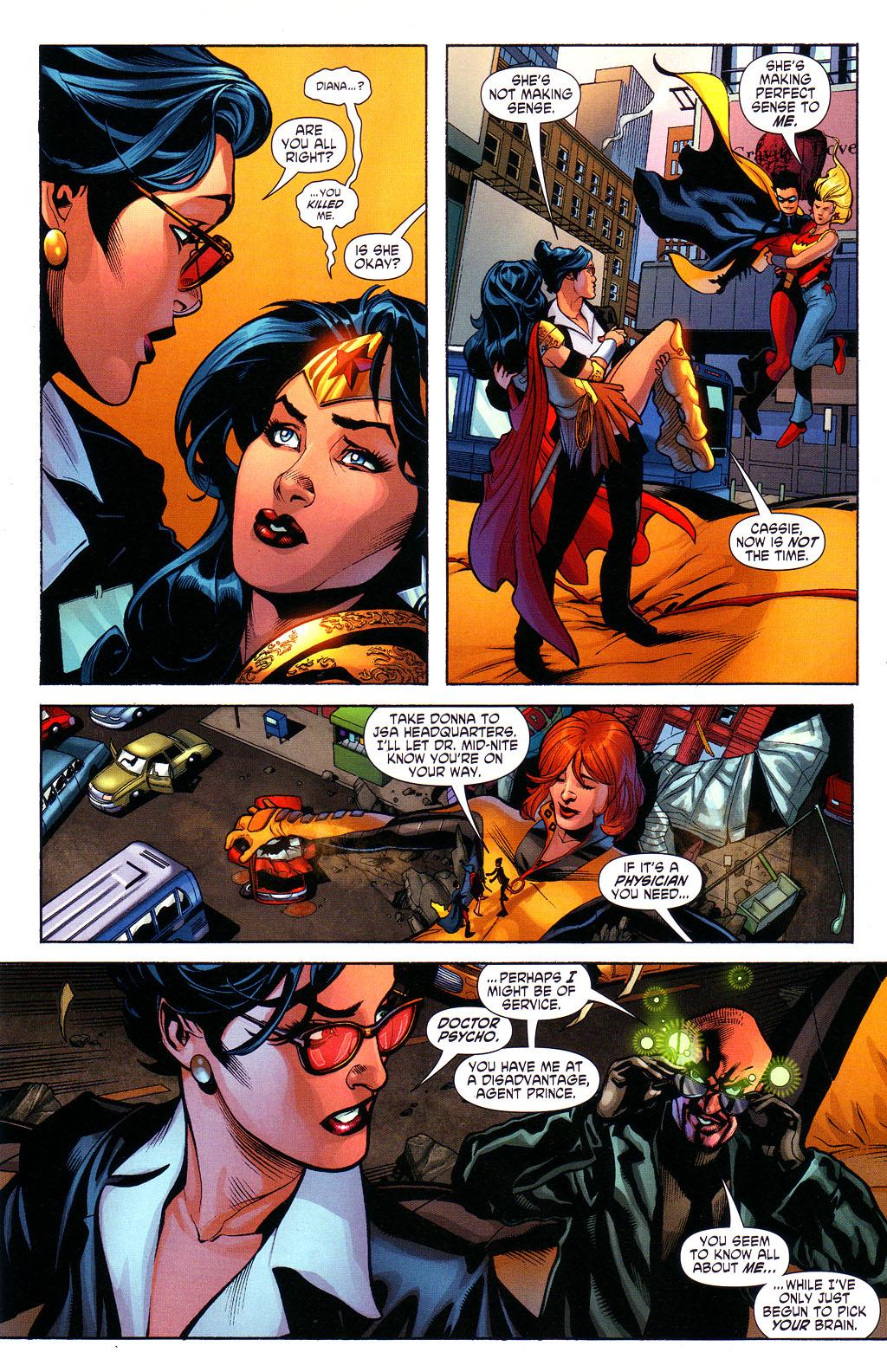 Read online Wonder Woman (2006) comic -  Issue #3 - 6