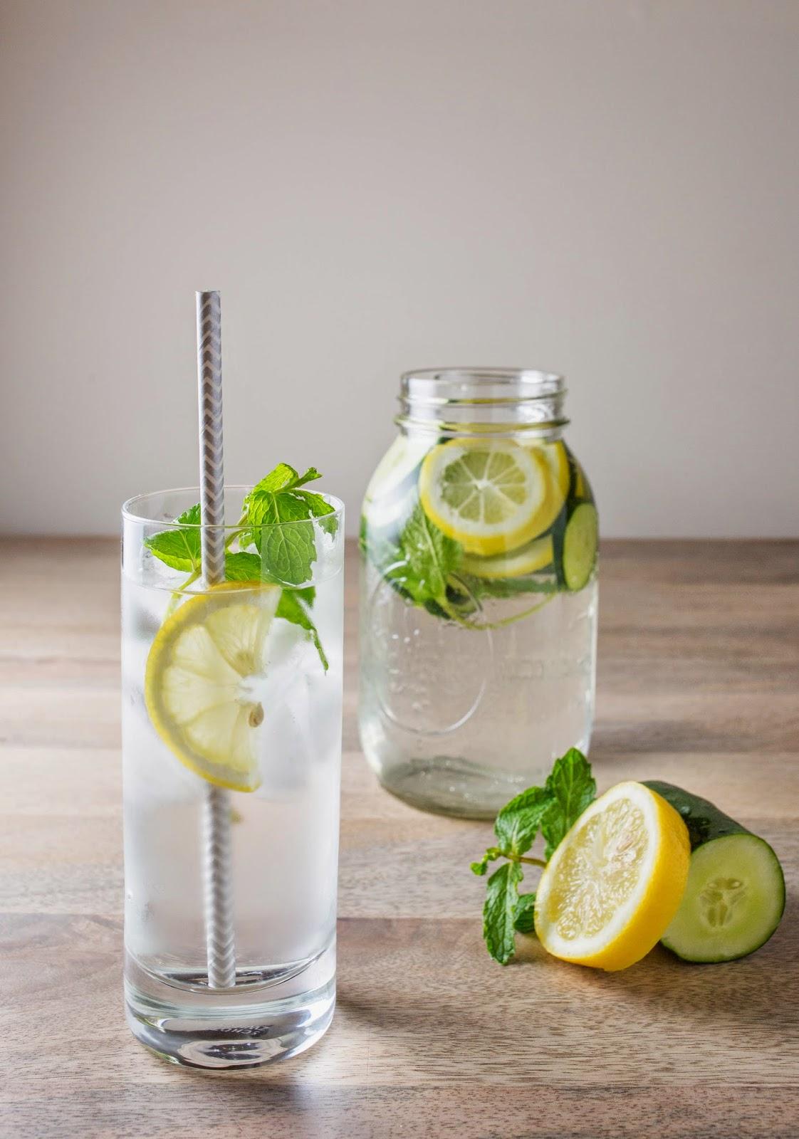 Cara Membuat Infused Water Lemon