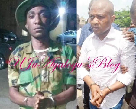 Why I Recruited Military Men In My Kidnap Gang - Evans ...I Got Just N6.5m Only From Operations - Arrested Soldier