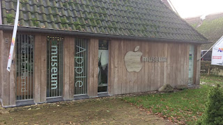 Het Applemuseum in Orvelte