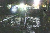 Jembatan Appabattu Ambruk, Akses Masuk Kota Benteng Terputus