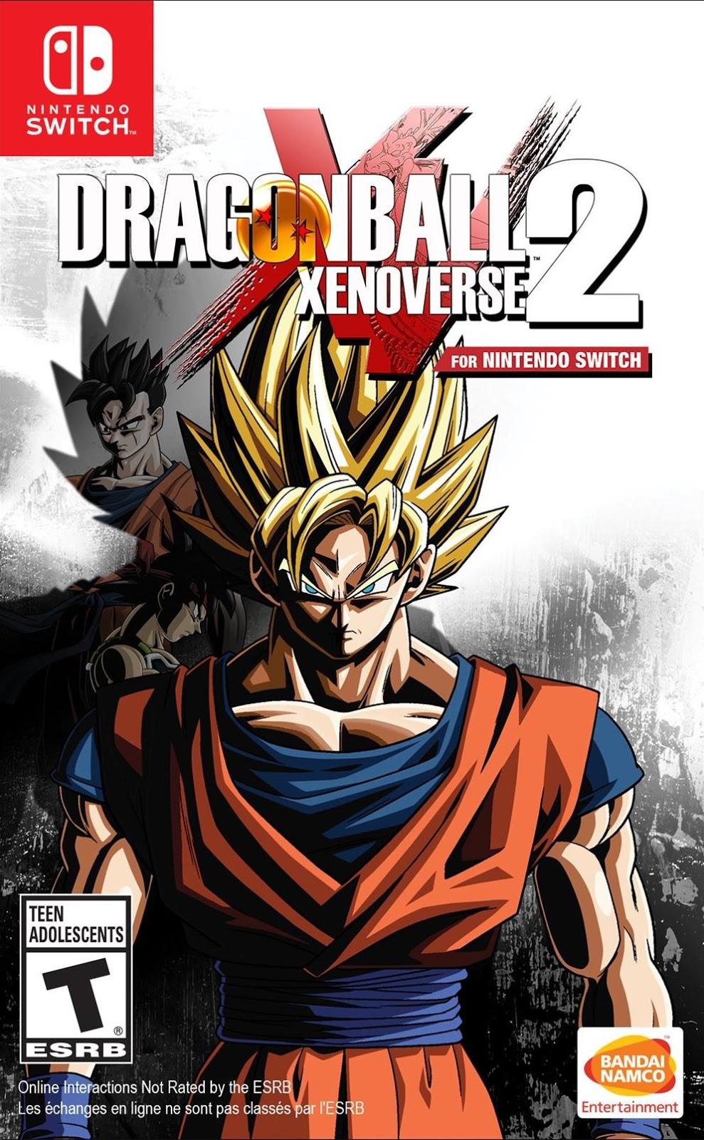 NSW] Dragon Ball Xenoverse 2 [Region Free] [XCI] [Download