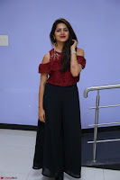 Pavani Gangireddy in Cute Black Skirt Maroon Top at 9 Movie Teaser Launch 5th May 2017  Exclusive 018.JPG