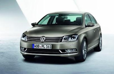 Volkswagen Passat BlueMotion India image