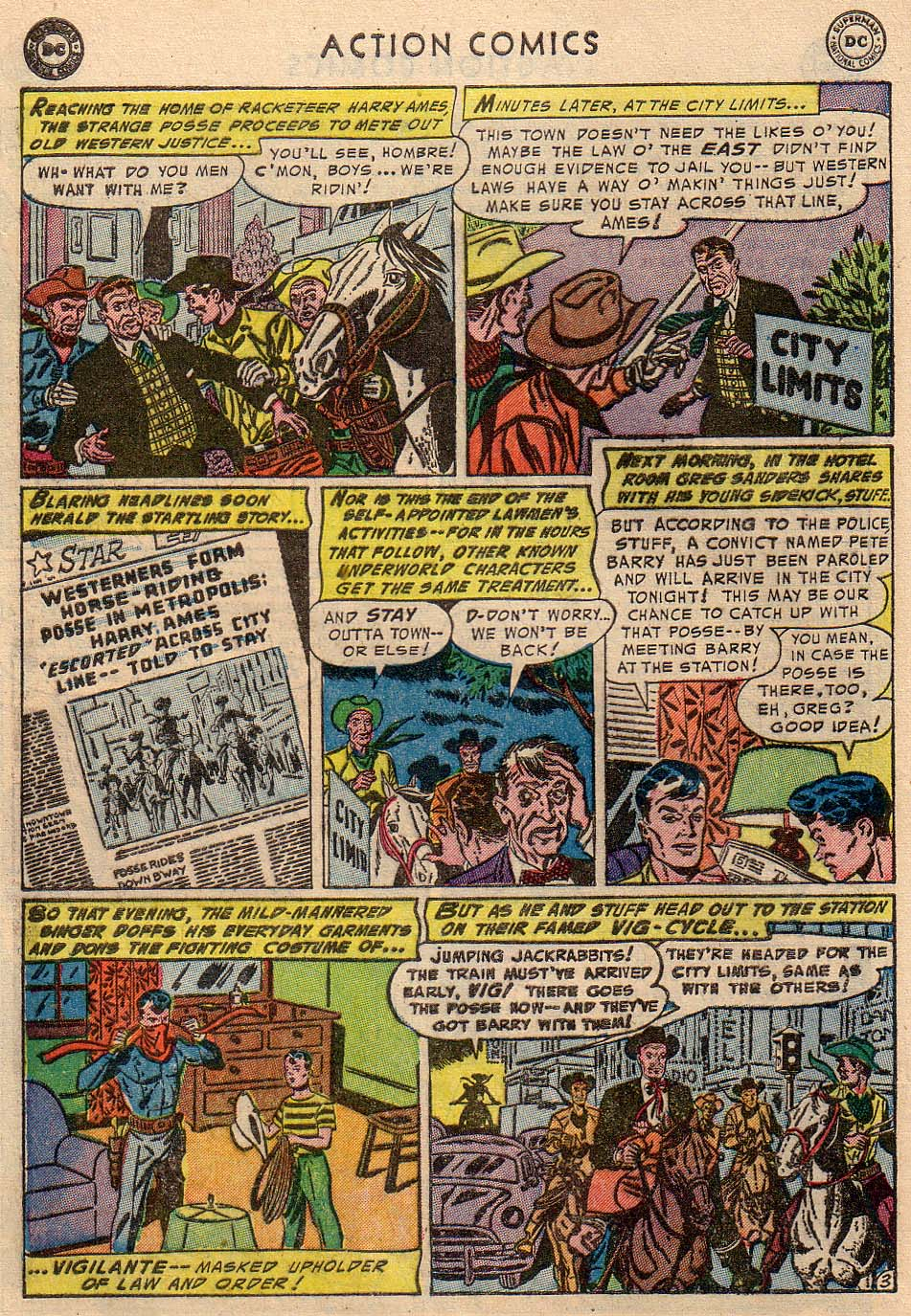 Action Comics (1938) 193 Page 35