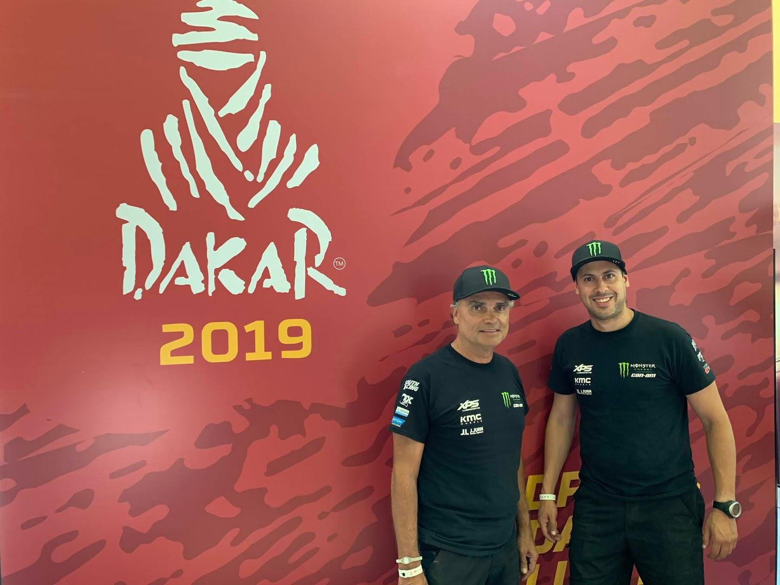 f438fa2b9f Dada largada no Rally Dakar 2019