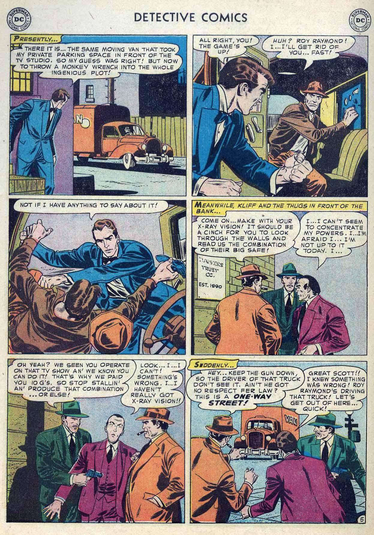 Read online Detective Comics (1937) comic -  Issue #262 - 22