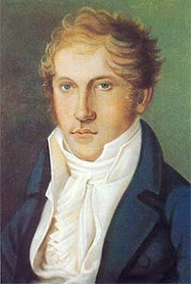 Louis Spohr - self-portrait