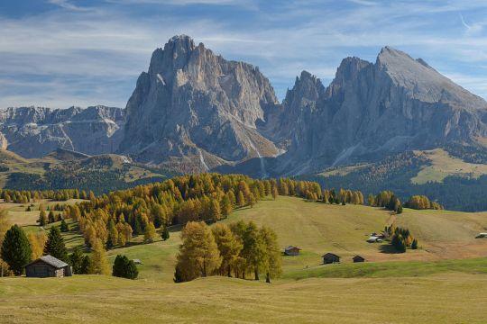 Seiser Alm, South Tyrol