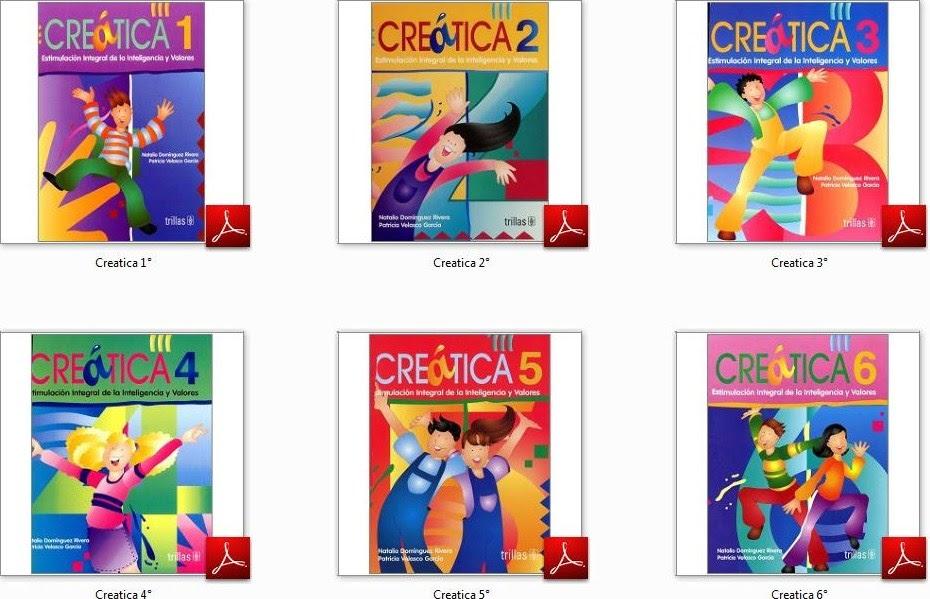 Prof Raúl: Libros Creática