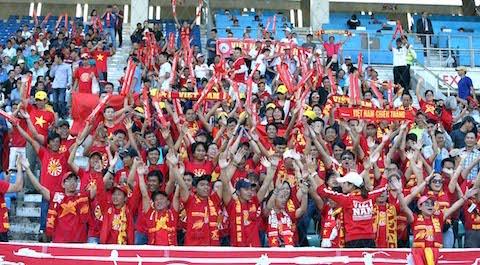 AFF Cup ký sự: Vui sao nước mắt lại trào