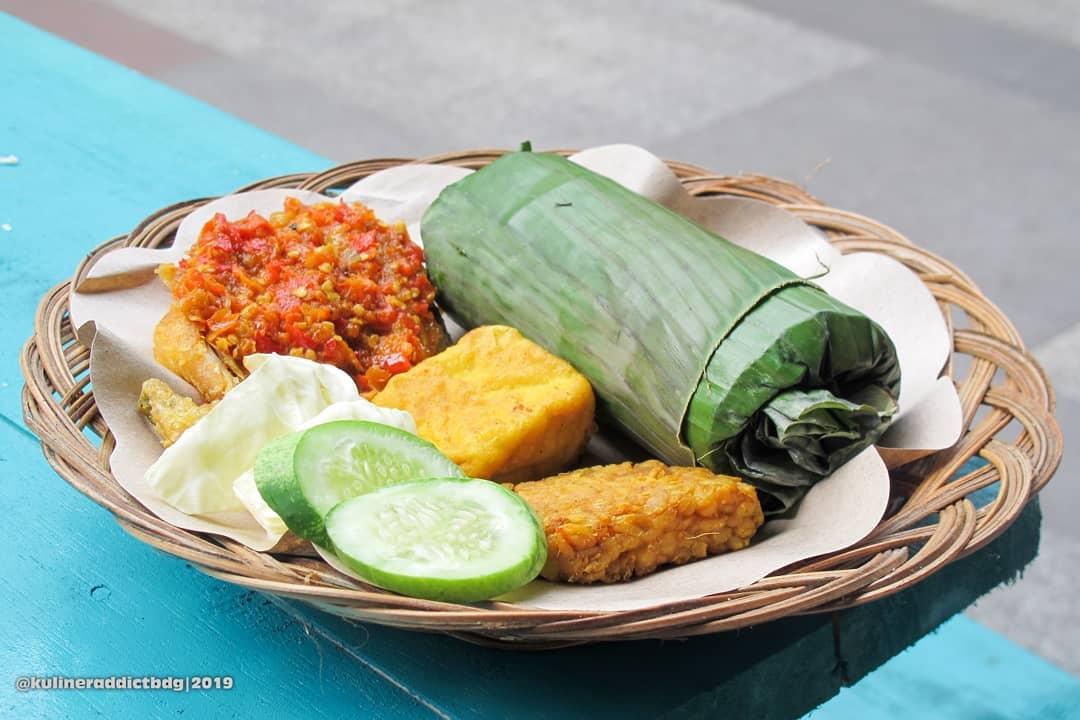 Resep Nasi Timbel Bandung Khas Sunda