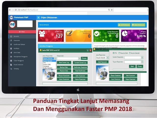 Panduan Faster PMP tingkat lanjut