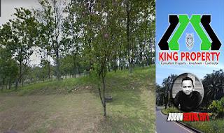 Rp.8 Jt / m2 VIEW GOLF LANGUNG - Dijual Kavling Di Bukit Golf Hijau Sentul City ( Code : 409 )
