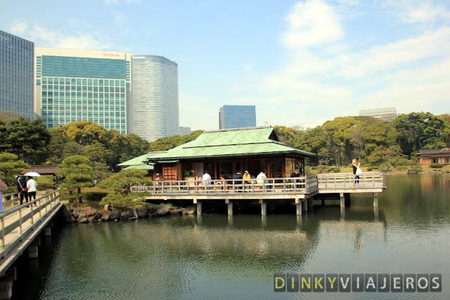 Casa de té Nakajima-no-ochaya