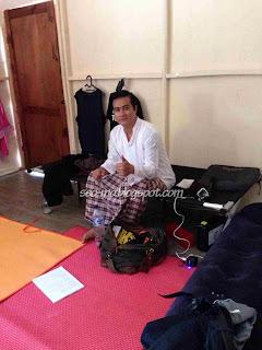 Foto Adjie Pangestu Pemeran Haris