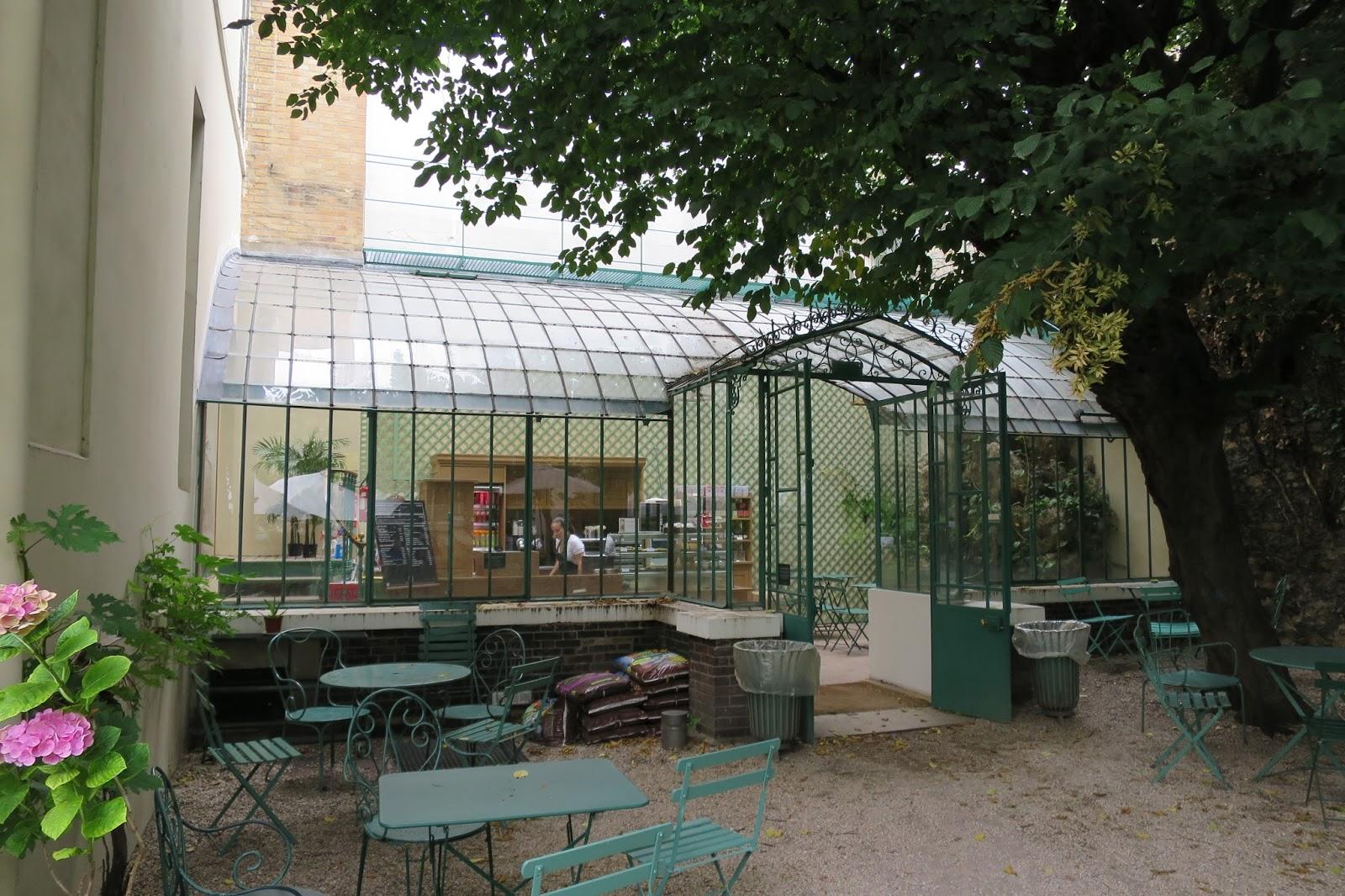 La rte le p re d 39 ulysse musee de la vie romantique - Jardin d ulysse paris ...