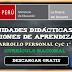 Unidades de Didácticas y Sesiones de Aprendizaje DESARROLLO PERSONAL, CUIDADANIA Y CIVICA de 1º a 5º Currículo Nacional
