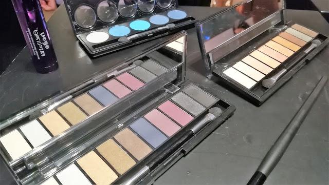 makeup flormar - linea palette eyeshadow