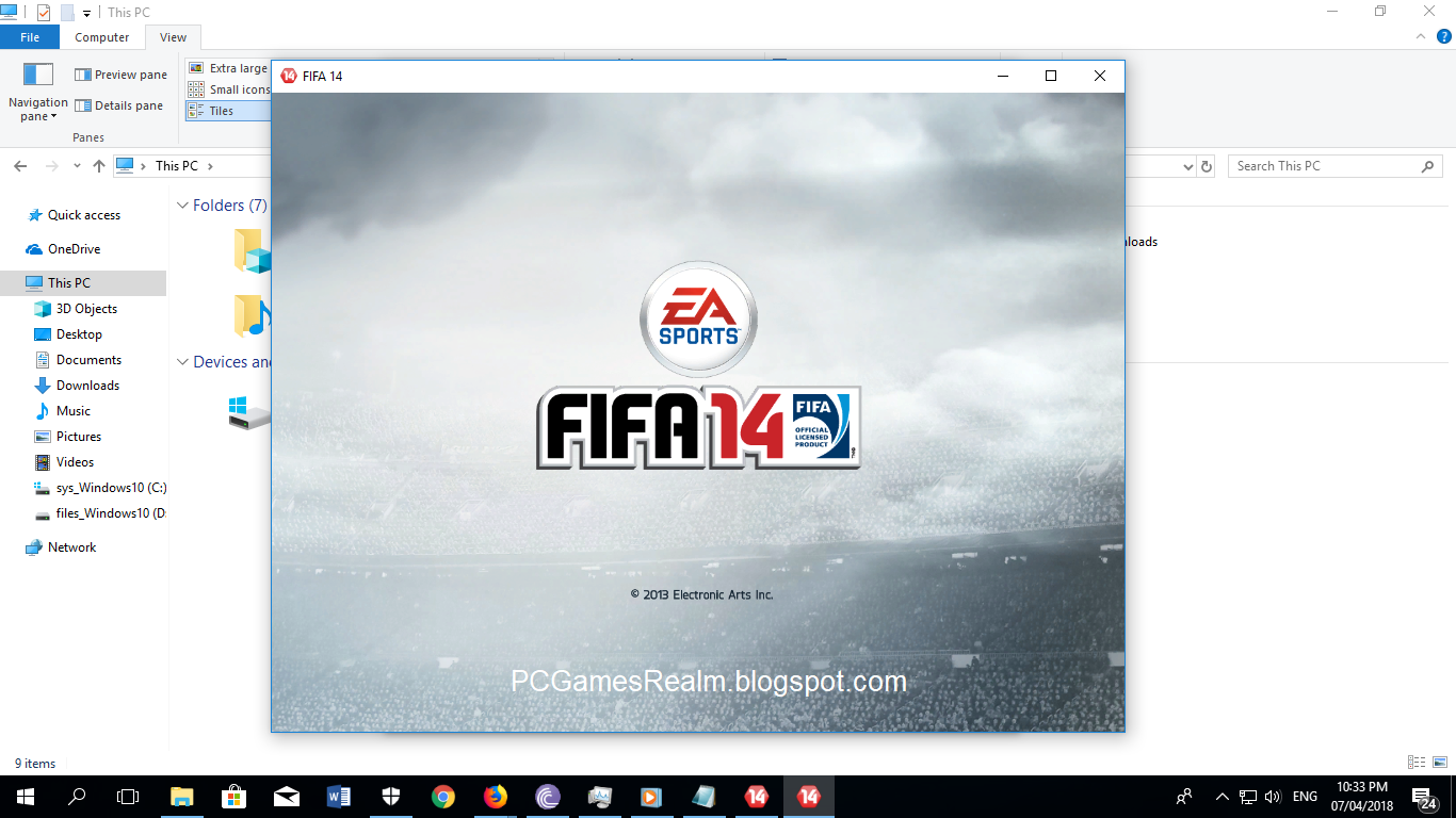 fifa 14 highly compressed pc kickass