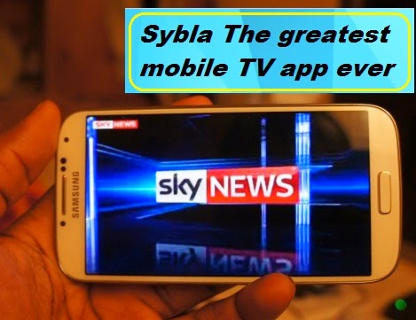 Sybla The greatest Android TV app ever