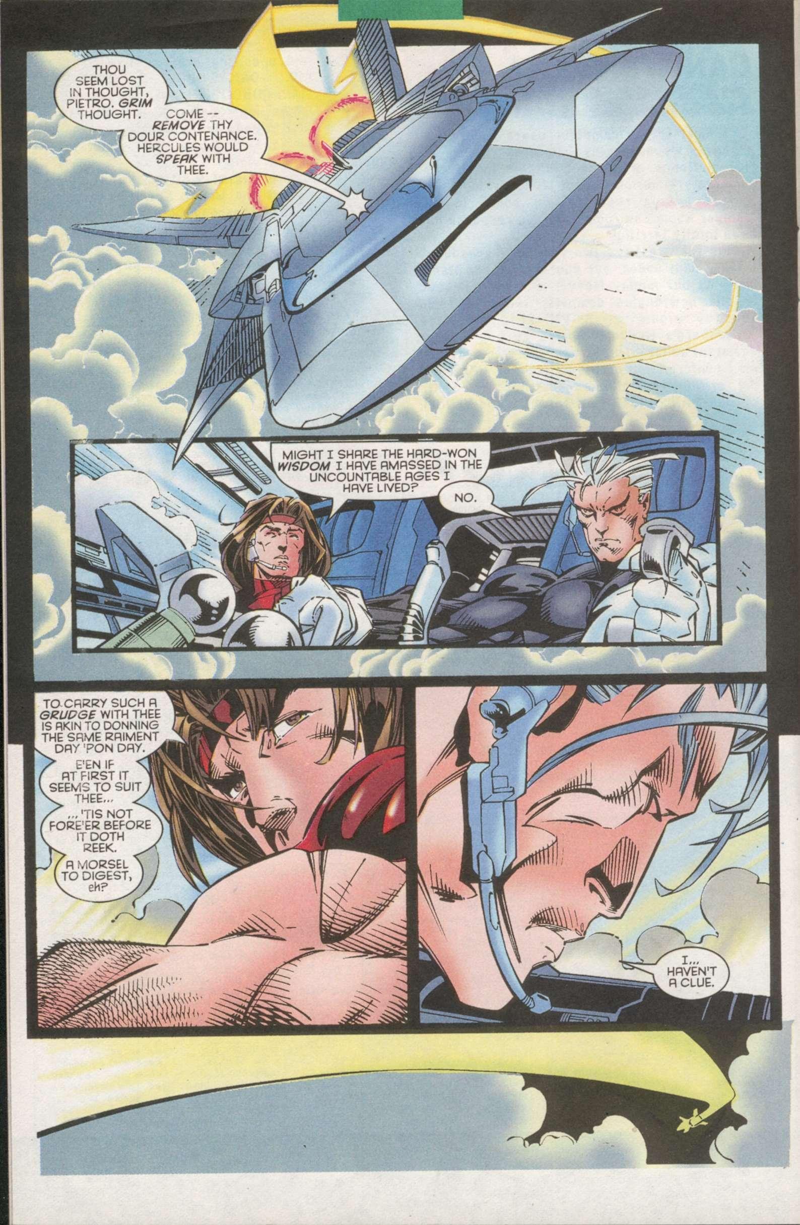 X-Men (1991) 59 Page 19