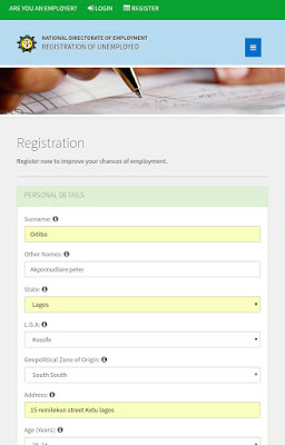 Register and Get an Instant Job on Jobsforall.ng (company and Individual Reg and Login)