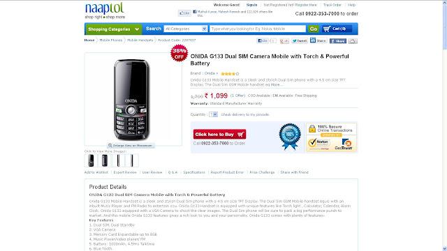 Naaptol 5000 discount coupon