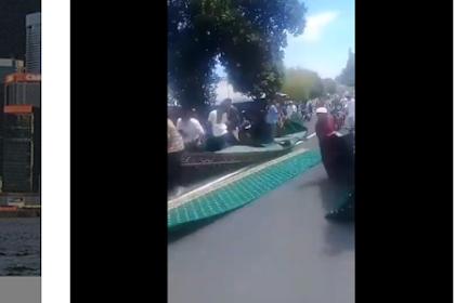 Cuma Dapat 700 Suara, Caleg Nasdem Ungkit Bantuan Masjid! Warga Rame-rame Kembalikan Karpet Pemberiannya, Ini Videonya!