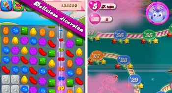 Juega Candy Crush Saga gratis en tu iPhone