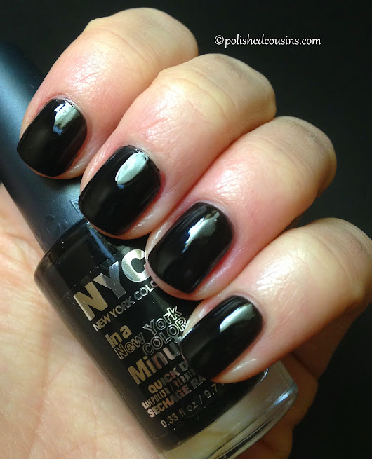 NYC New York Color - Midnight Beauty Collection Polish