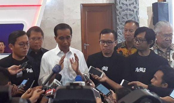 Jokowi Ingin Marketplace Lokal Jual Produk Asli Indonesia