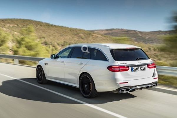 2018 Mercedes-AMG E63 S Wagon Unveiled Because Fast Wagons Are Just Better