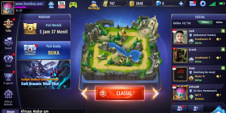 Trik Rahasia Mendapatkan Skin Hero Mobile Legends Gratis