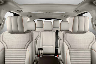 Discovery 5 interior, car news